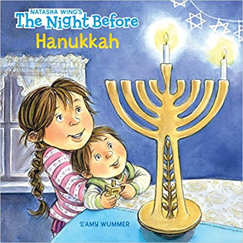 The Night Before Hanukkah Book Cover
