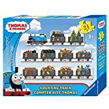 Ravensburger - Thomas & Friends Shaped Puzzle - Counting Train (21 pc)