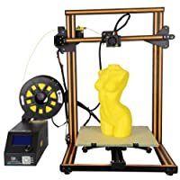 Creality CR-10 3D Printer DIY Kit Aluminum Large Print Size 300x300x400mm with Dual Z Axis High Accuracy