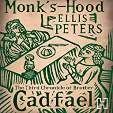 Monk's-Hood: The Third Chronicle of Brother Cadfael | Livre audio Auteur(s) : Ellis Peters Narrateur(s) : Stephen Thorne