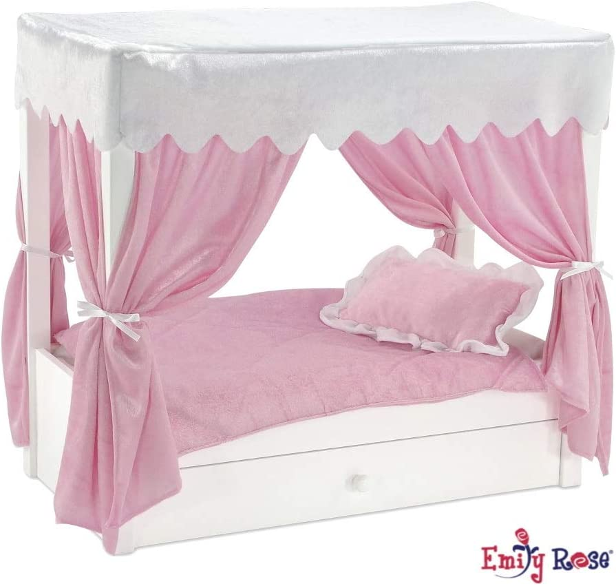 18 Doll Bedding Set Unicorns Doll Bedding Made to Fit American Girl Dolls