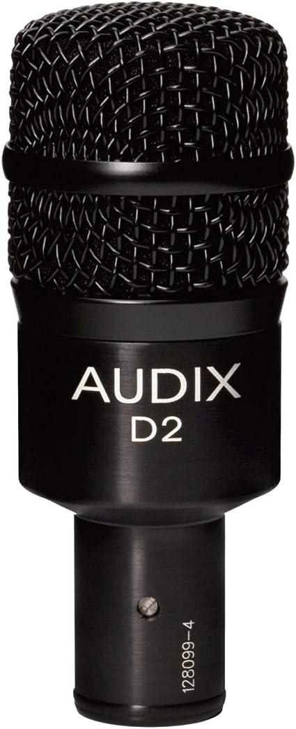 Audix FP-5 Mikrofon-Zusammenstellung f/ür Drum-Sets mit 5 Mikrofonen