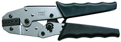 Haupa 210842 - Alicate engaste 4-10mm2