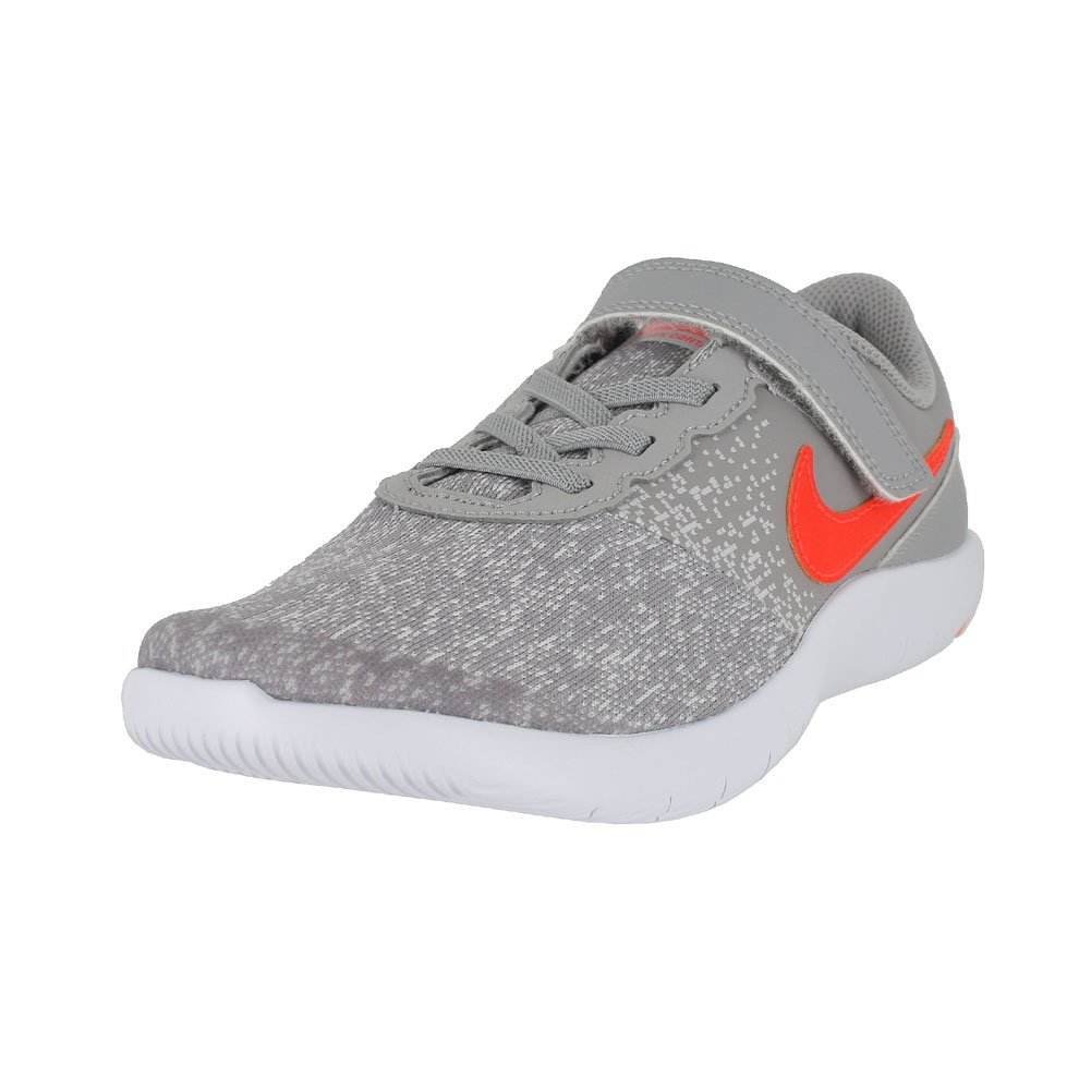 Nike Toddler/Youth Boys Flex Contact Sneakers (1.5 Infant, Atmsgy/Ttlcms)