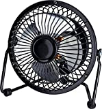 "POWERMAX 4"" Personal Fan (BALCK)"