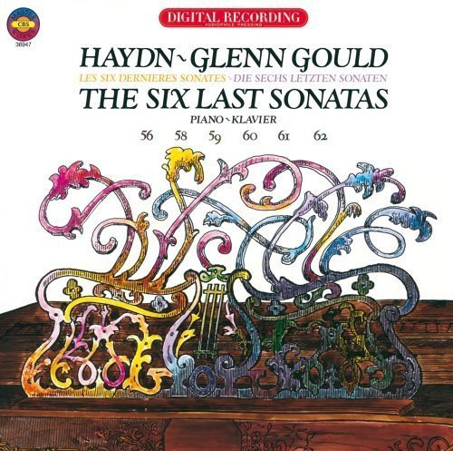 Last 6 Sonatas by GLENN GOULD (Last Sonatas)