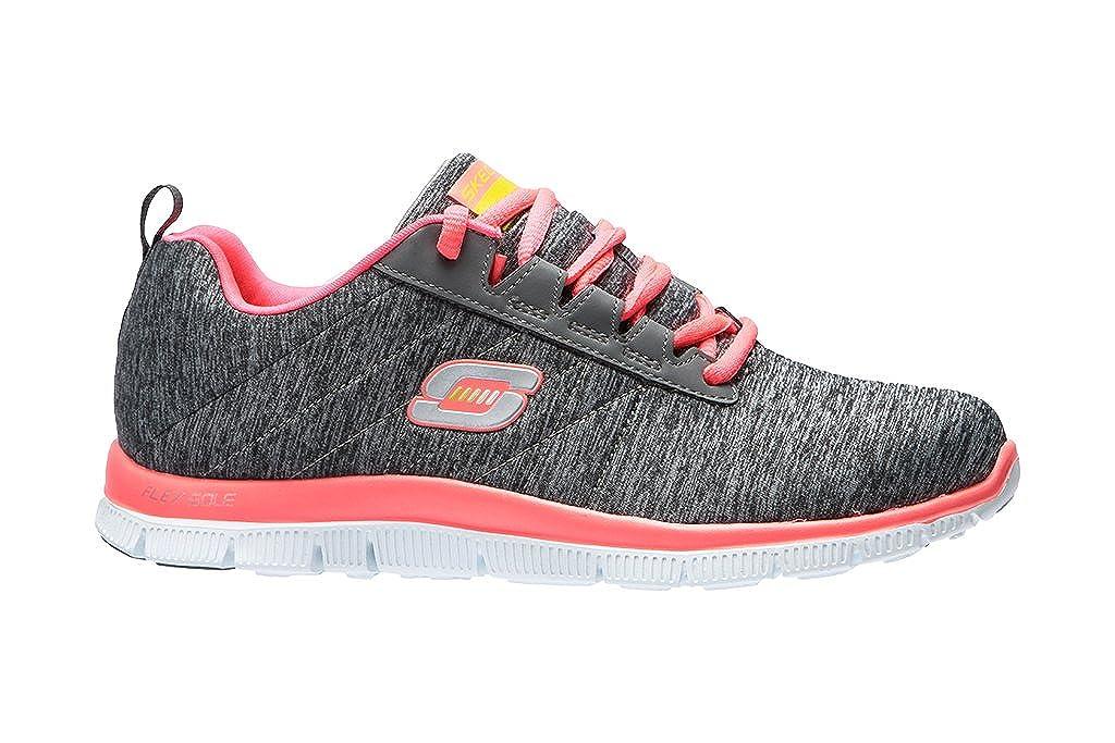 Skechers Women's Sport Next Generation Fashion Sneaker Grey