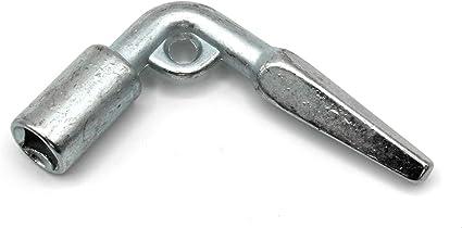 Dornschlüssel Langlebig xk 2X Wasserleitungsschlüssel Vierkant