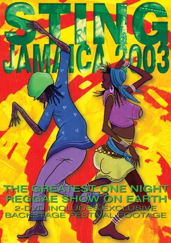 Sting Jamaica 2003 (Dvd Kelly Queen)