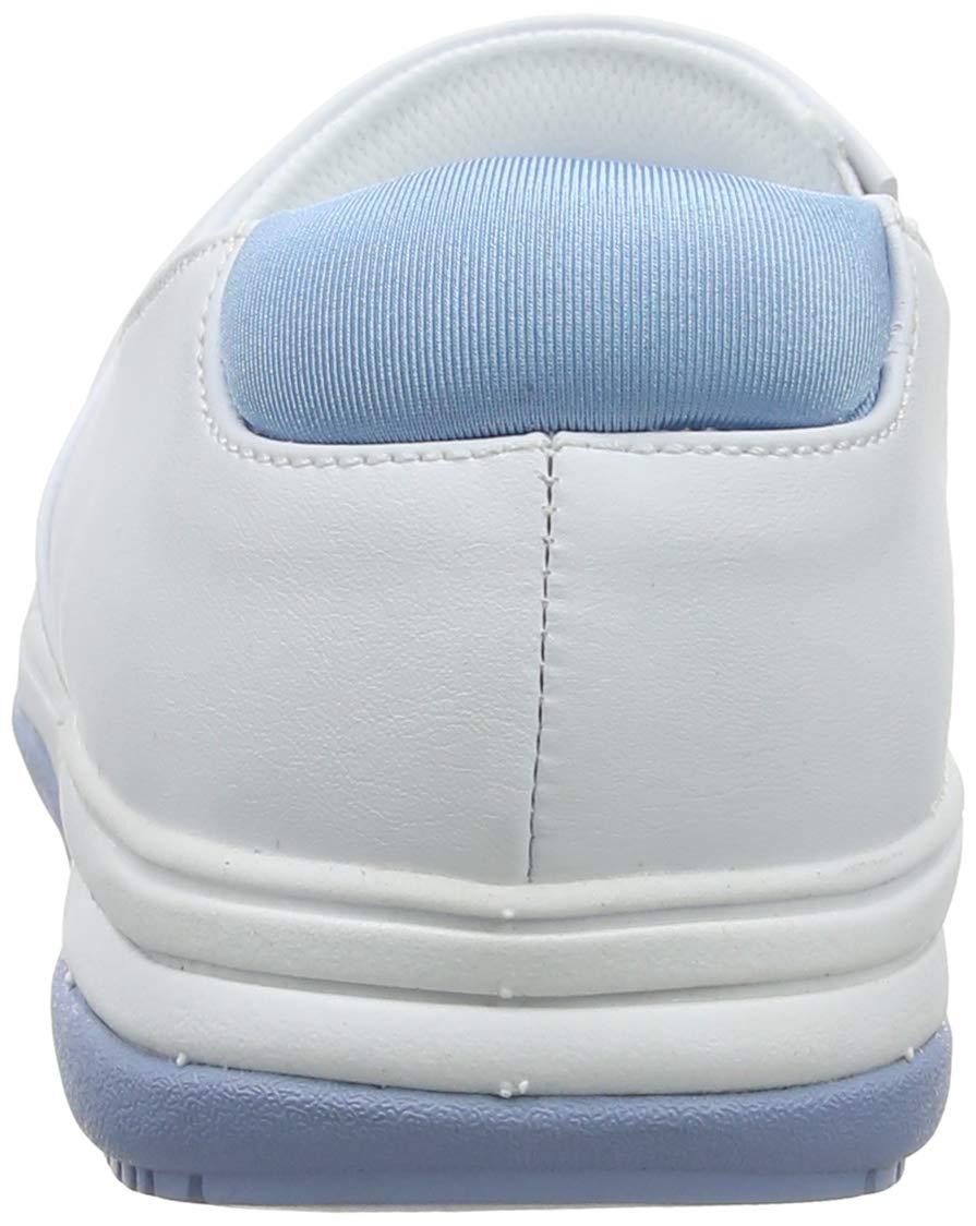 Oxypas Suzy Fux 36.5 EU 3.5 UK White Womens Safety Shoes