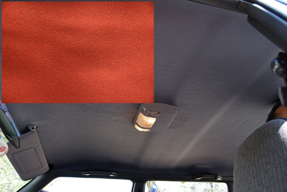 Heads Up Red Replacement Headliner for Cars Heads-Up HU-809