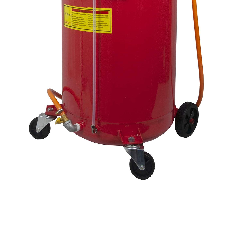 Trad4U /Ölablassger/ät /Ölauffangwagen 68L /Ölauffangger/ät Alt/öl /Ölauffangbeh/älter