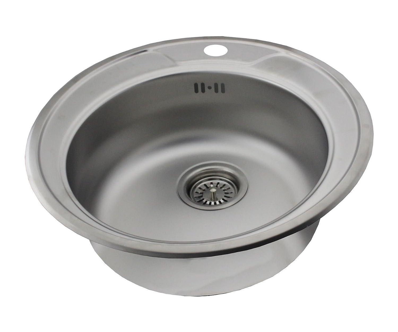 AllRight Einhand Spültischarmatur Küchenarmatur Küche Wasserhahn ...