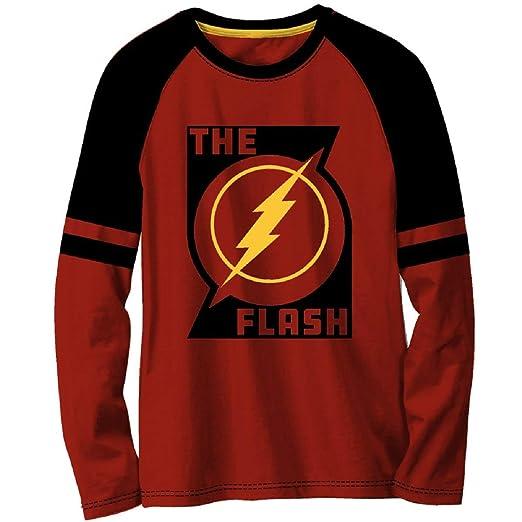 45bc26f5 Amazon.com: The Flash Boys Graphic Long Sleeve Graphic Tee Shirt ...