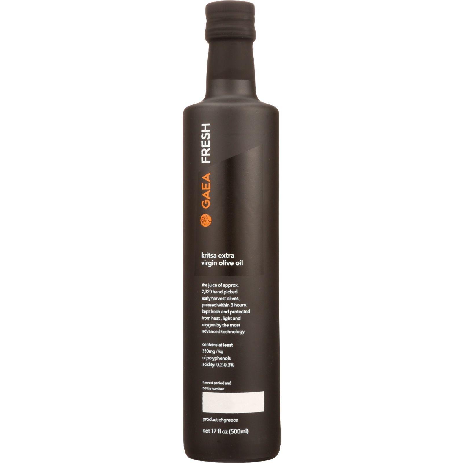 Gaea North America Oil Olive Xvirgn Fresh