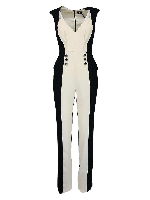 new style 709b1 209c6 Amazon.com: ELISABETTA FRANCHI Women's TU14491E2685 White ...