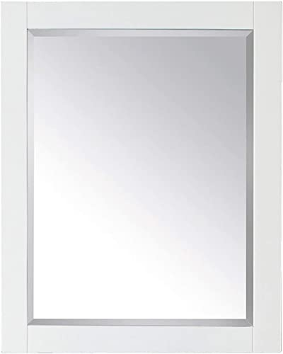 Avanity 14000-MC24-WT Mirror Cabinet for Brooks Modero Tribeca, 24 , White Finish