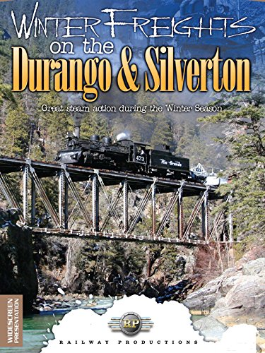 Winter Freights on the Durango & Silverton