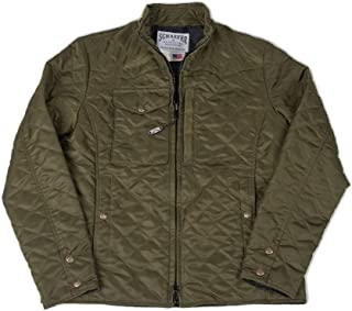 product image for LADIES MARENA QUILTED JACKET 545-OL-04 COLOR - OLIVE SIZE - MED.