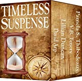 #4: Timeless Suspense: Christian Book Collection