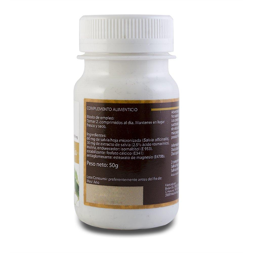 SOTYA - SOTYA Salvia 100 comprimidos 500 mg: Amazon.es: Salud y cuidado personal