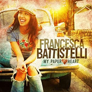 cd francesca battistelli my paper heart