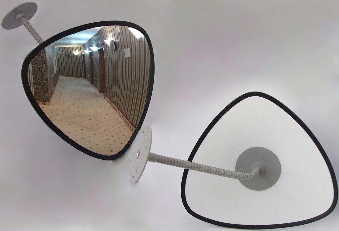 beobachtungs Trá fico Espejo Espejo Espejo de control Interieur 33 x 33 x 38 cmverkehrsspiegel Observació n Espejo Interior 30 cm IX Trade