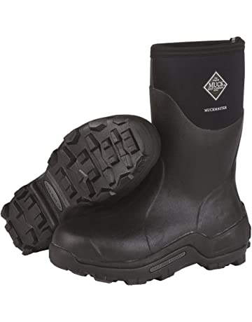 7abe8e646ff2 Muck Boot Muckmaster Commercial Grade Rubber Work Boot