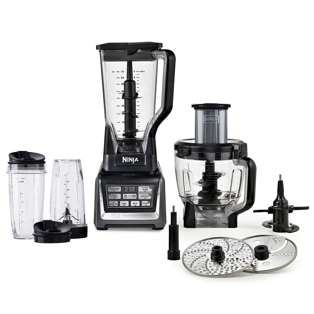 Amazon.com: Ninja Kitchen System with Auto-iQ: Kitchen & Dining