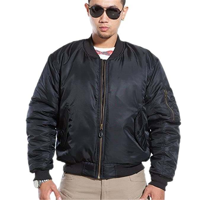 940d3c88f ParkGorman MA1 Army Air Force Fly Pilot Jacket Military Airborne ...