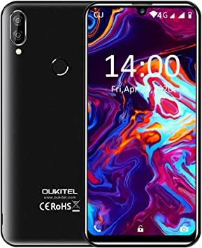 Móviles Baratos, OUKITEL C16 Pro Android 9.0 4G Dual SIM Teléfono ...