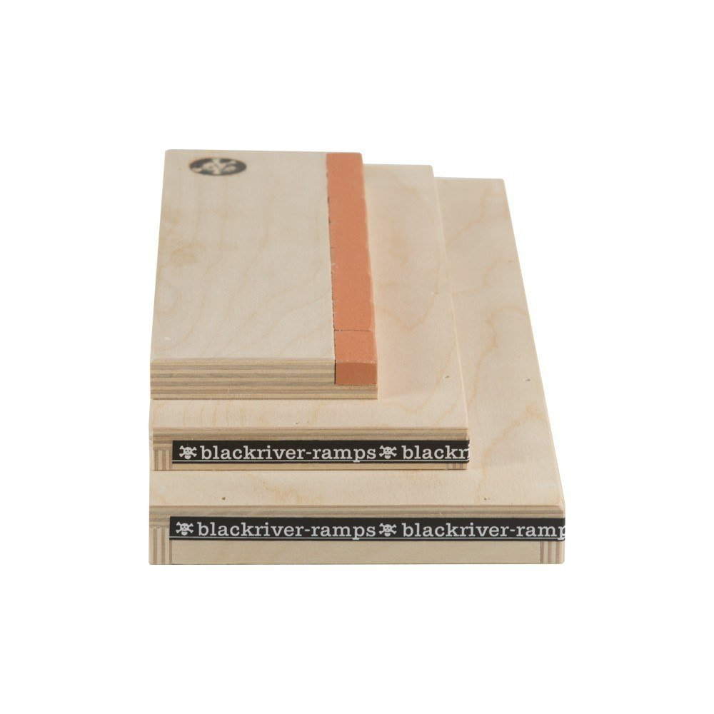 Blackriver Ramps SF Stairs Fingerboard Ramp by Blackriver Ramps (Image #2)
