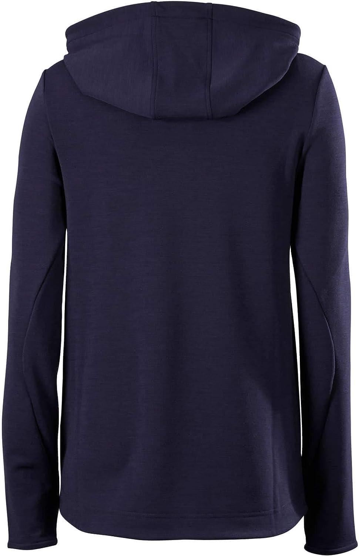 Falke 36260 Sweatshirt à Capuchon Femme Dark Night