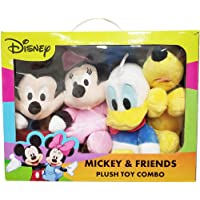 Disney Mickey and Friends Plush Toy Combo