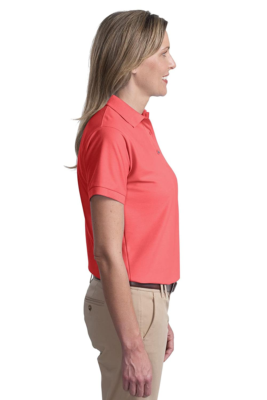 Medium eggplant Port Authority Womens Classic Polo Sports Shirt