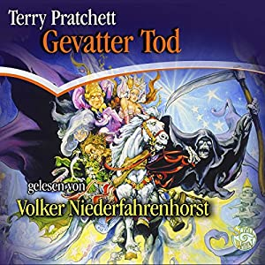Gevatter Tod (Scheibenwelt 4) Audiobook