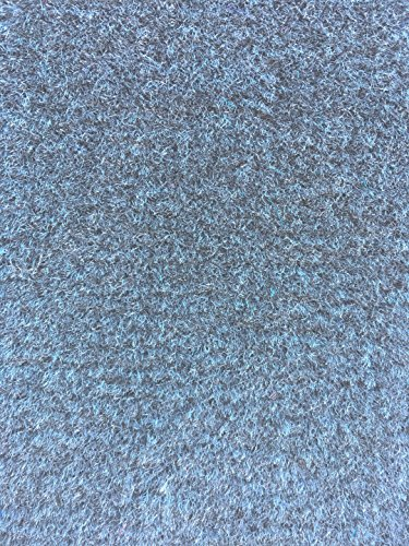 - Aqua Turf Boat Carpet - Smoke Color - Sold by The Yard