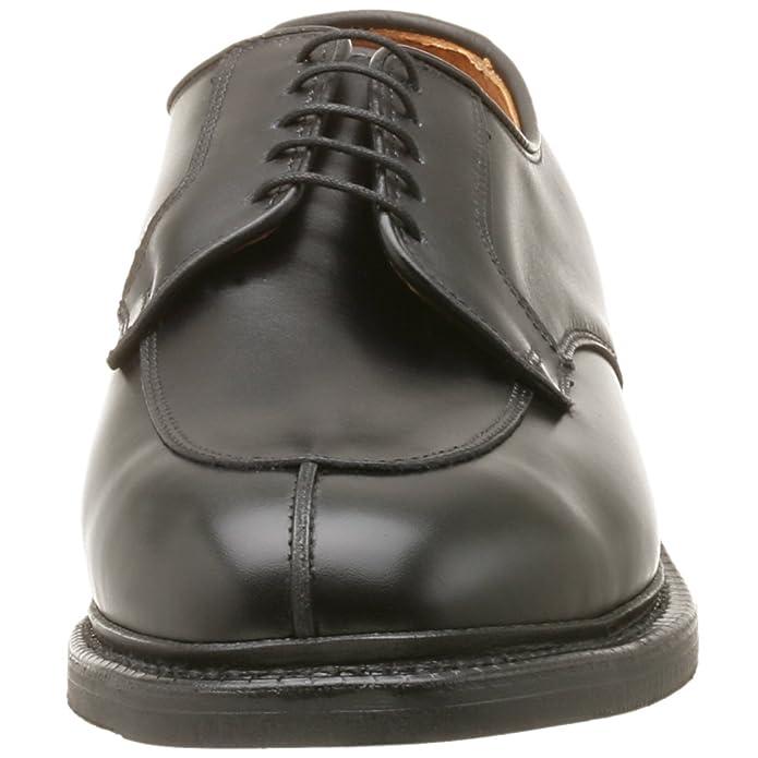 Allen Edmonds Men's Ashton 1628 split toe Leather oxfords  Size 15 D