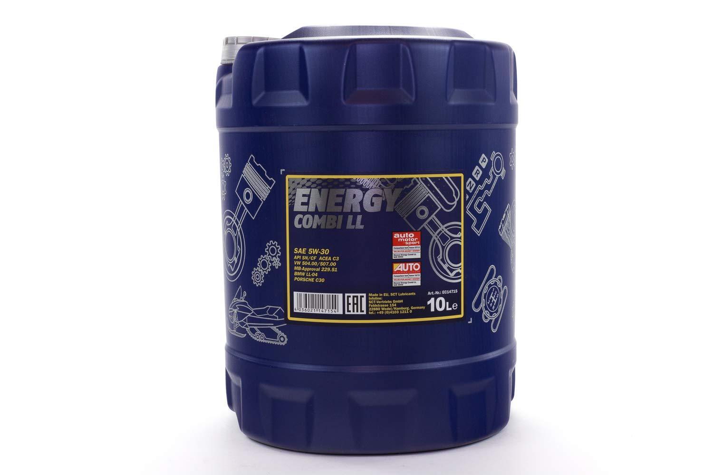 Mannol Motoröl 5L SAE 5W-30; API SM/CF; ACEA C3/A3/B4 SAE 5W-30; API SM/CF; ACEA C3/A3/B4 / VW 504.00/507.00/502.00/505.00/503.01/506.00/505.01/506.01; MB 229.51; BMW Longlife-04 88888700500