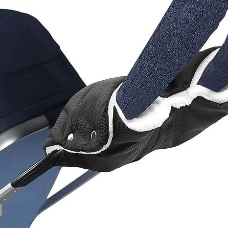 Pushchair Gloves Anti-freeze Baby Stroller Accessories Baby Pushchair//Pram//Stroller Fleece Hand Muff//Hand Gloves//Hand