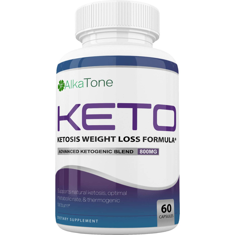 Alkatone Keto Diet - Advanced Ketosis Weight Loss - Premium Keto Diet Pills - Burn Fat for Energy not Carbs by Alkatone Keto Diet