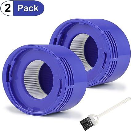 MXZONE - Juego de filtros de aspiradora HEPA Compatible con ...