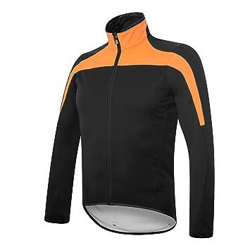 RH + Space Jacket blk-ligora M, Chaquetas (Ciclismo) Hombre ...