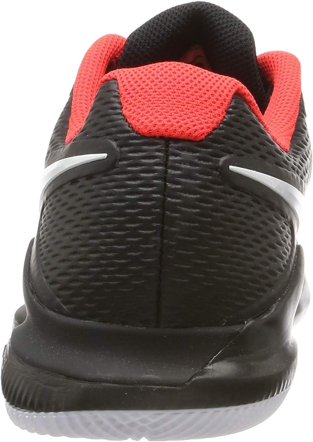 Nike Men's Fitness Shoes Black/White/Bright Crimson