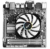 Cryorig C7-47mm Tall, SFF Mini ITX CPU Heatsink