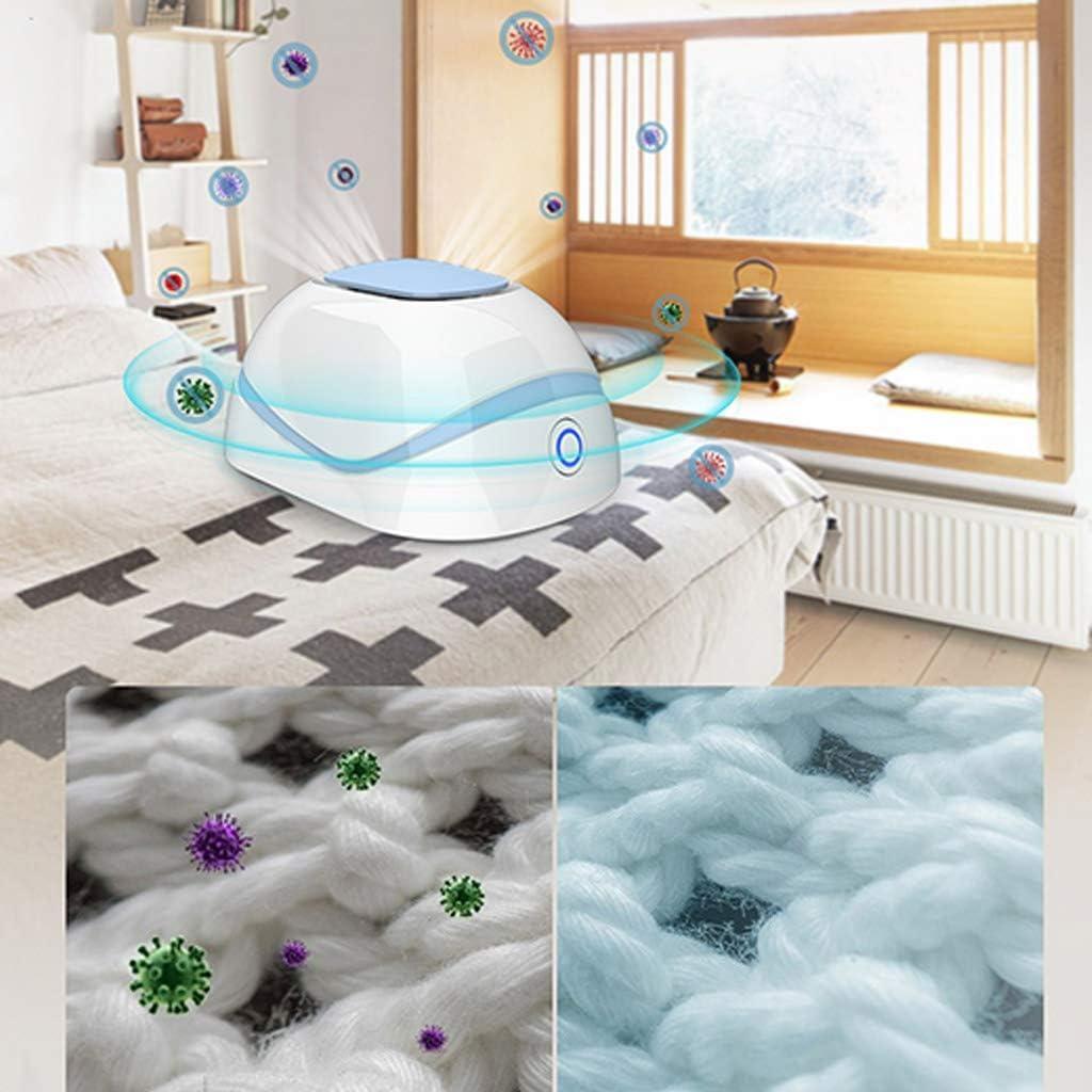 qingqingR Multiuso Hogar Generador de ozono Desodorización y desinfección Máquina Aire: Amazon.es: Hogar