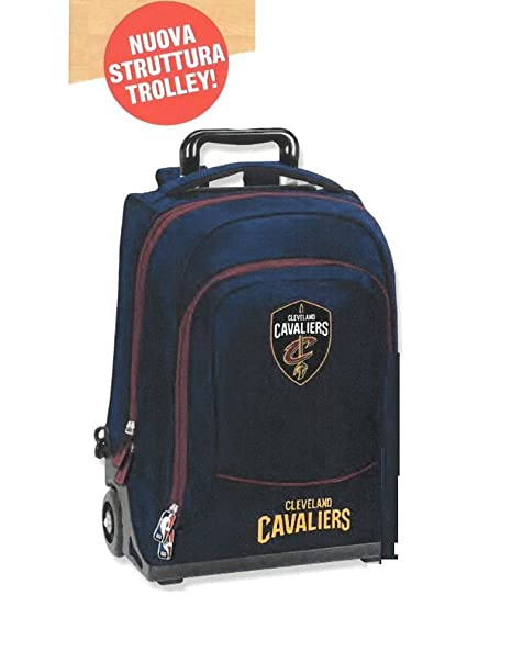 Mochila Trolley Nba Cleveland Cavaliers - Panini 58489