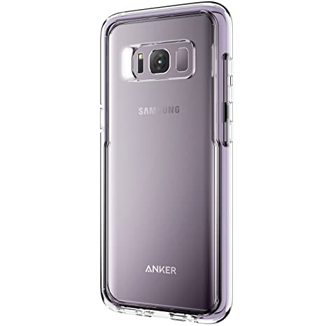 Amazon.com: Funda Samsung Galaxy S8, Anker estuche ice ...