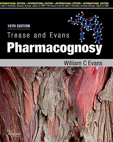 Trease And Evans Pharmacognosy