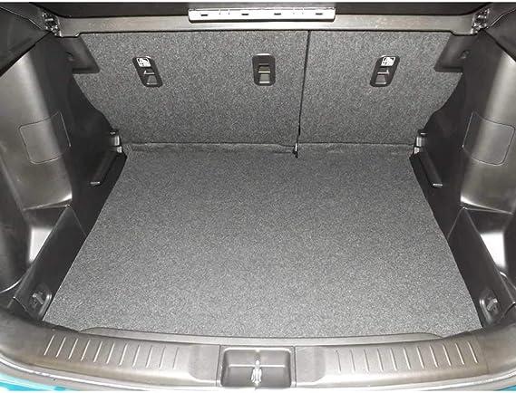 Utilisation*: Plancher de Coffre Bas; sans Plancher reglable cod Bac de Protection Antiderapant MTM Tapis de Coffre Kamiq 2019- sur Mesure 8680